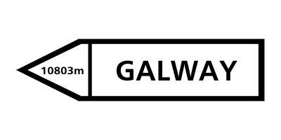 Melbourne to Galway