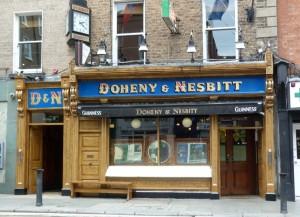 What makes a great Irish pub?
