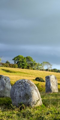 Stone circle 2 background