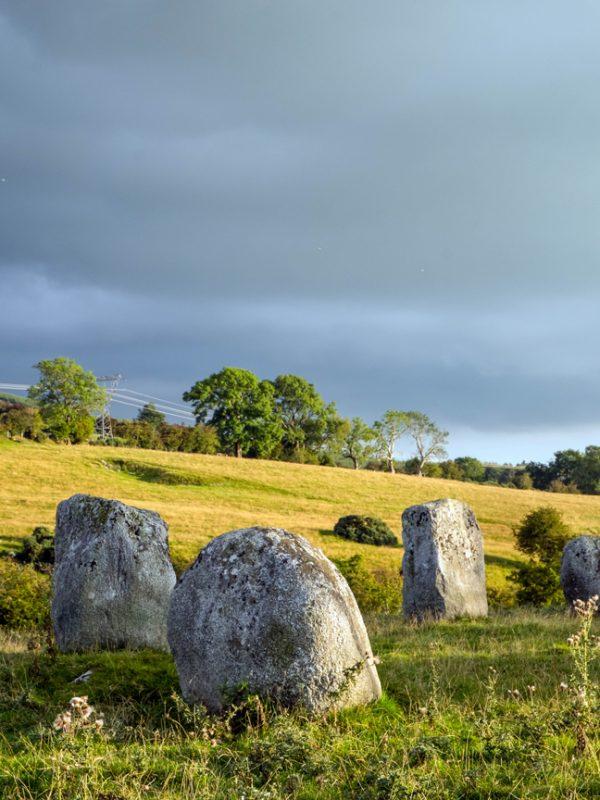 Stone circle 2 background