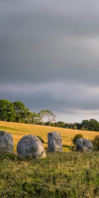 Stone circle 3 background