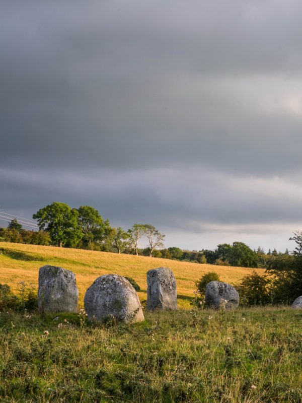 Stone circle 3 background