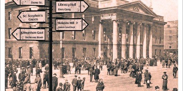 1916 Rising Poster