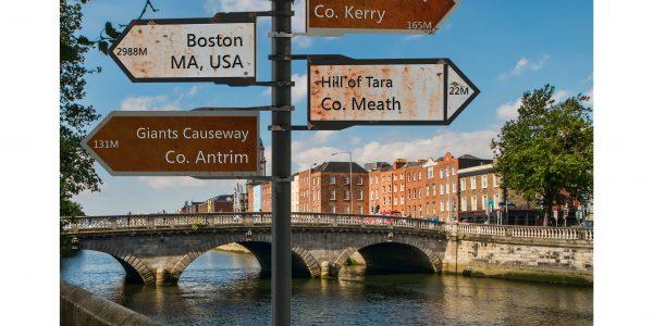 Irish Landmark Posters