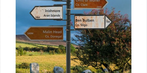 Wild Atlantic Way locations