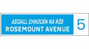 Rosemount Ave